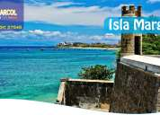 Tour a la perla del caribe isla margarita desde colombia