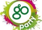 Recreacion y eventos go party!