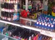 Vendo mercancía para tienda de cosméticos o distribuidora
