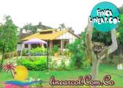 casa de verano en cundinamarca