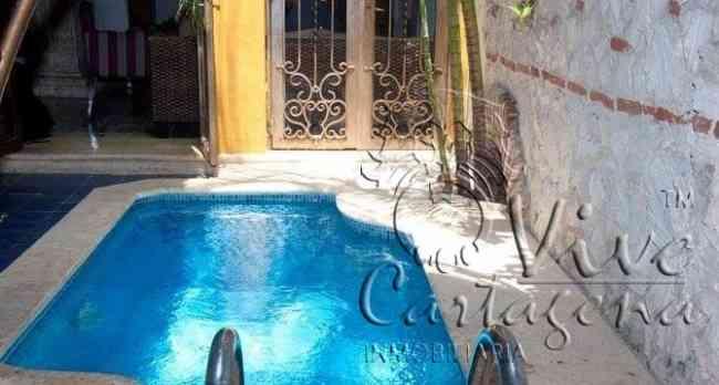 Alquilamos casas coloniales en Cartagena