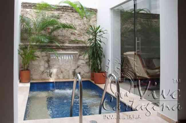 Renta de casas coloniales en el centro Histórico de Cartagena