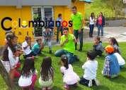 Recreacion fiestas infantiles chia cota sopo 3132261736