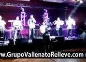 Grupo vallenato relieve | full parranda vallenata bogotá