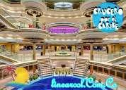 Crucero legendario y antillas