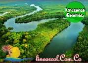 Excursion al amazonas colombia