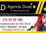 Agencia divas - busca chicas para trabajar con nosotros