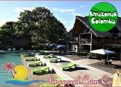 Amazonas de colombia hoteles