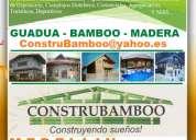 Guadua, bamboo, madera, construccion, estructuras, obras, casas, cabañas, muebles, artesanias