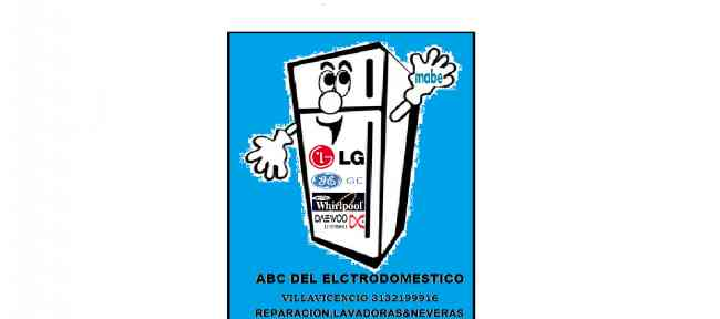 ABC DEL ELECTRODOMESTICO VILLAVICENCIO 3132199916