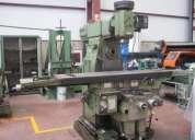 Avaluo de maquinaria industrial