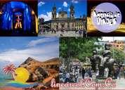 Planes turisticos con linearcol agencia de viajes