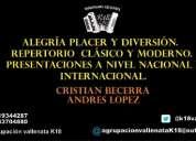 Parranda vallenata agrupacion vallenata k18