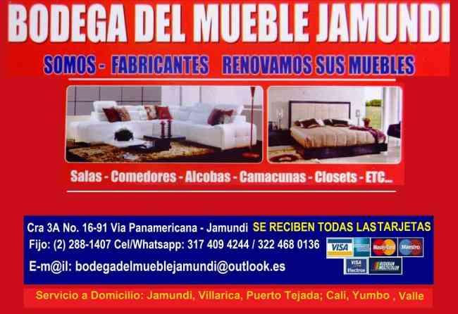 Muebles bodega jamundi reparacion renovacion villarica - Bodega del mueble ...