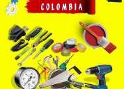 Busco proveedores nacionales (colombia) de productos para ferreteria y afines.