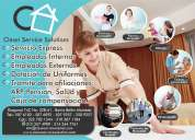 Clean service solutions