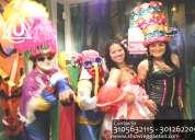 Carnaval de barranquilla en bogotá - hora loca