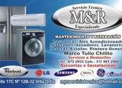 M y r mantenimiento lavadoras 3118912984 villavicencio