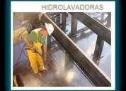 Alquiler de hidrolavadoras