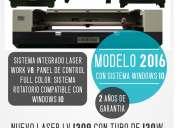 Maquina laser de 130x90 en cali
