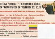 Clases defensa personal