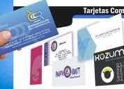 Talonarios tarjetas de presentacion  carnets volantes
