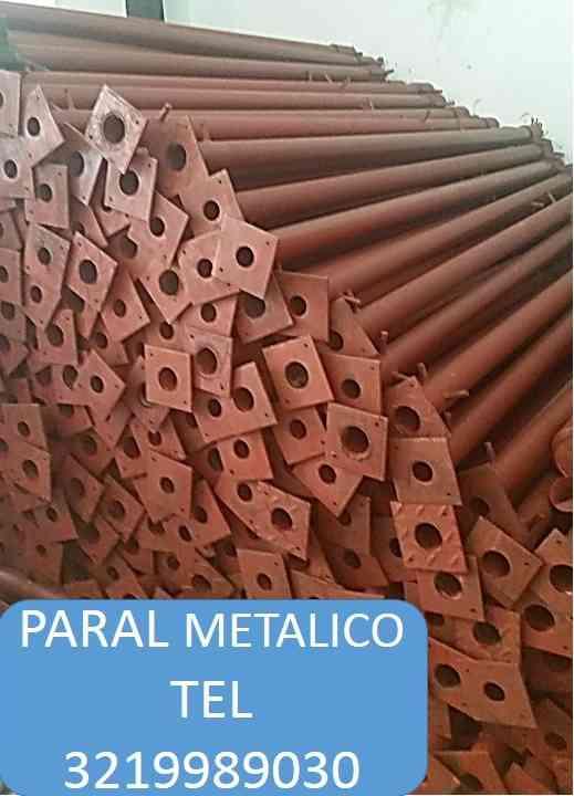 GATOS O PARAL  METALICO