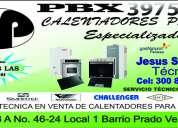 Reparación de calentador,junkers,challeger,tel:3975048 barrio el paseo