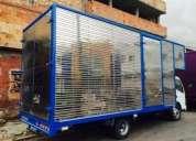 Transporte de mudanzas bodegajes y empaques 3112410626
