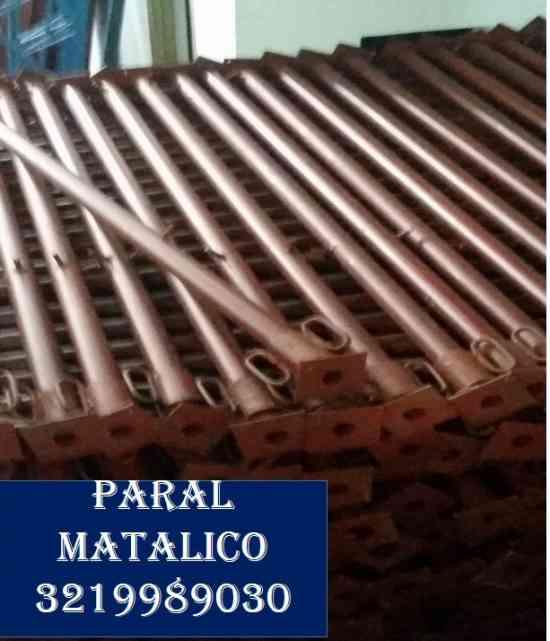 FABRICA DE PARAL METALICO Y CERCHA