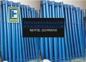 Extructura liviana para construccion, envios a nivel nacional
