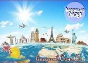 agencia de viajes y turismo en bogota