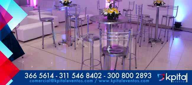 Salas lounge en Alquiler y venta en Bogotá Colombia