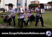 Parranda vallenata grupo relieve