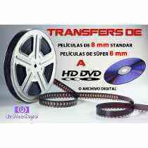 PELICULAS 8MM A DVD