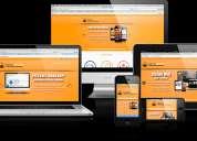Diseño y desarrollo de paginas web