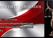 abogados d&o gestion en todas las areas del derecho