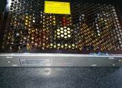 Fuente de poder modelo sf100a, 12v 10a