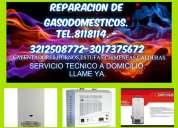 SERVICIO TECNICO DE ESTUFAS Y HORNOS CENTRALES