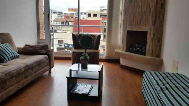 Rento Apartamentos AMOBLADOS 1 Alcoba.Bogota. 3165210267 wilfamar