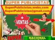Pyp. pagina y publicidad.  super publicistas, mega vendedores, po