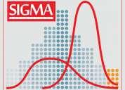 EstadÍstica y probabilidad. sigma estadÍsticos. profesionales en estadÍstica. clases y asesorÍas