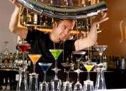 Bar movil cocteles show evento , bartender cocteleria acrobatica , alquiler bar movil , show barman