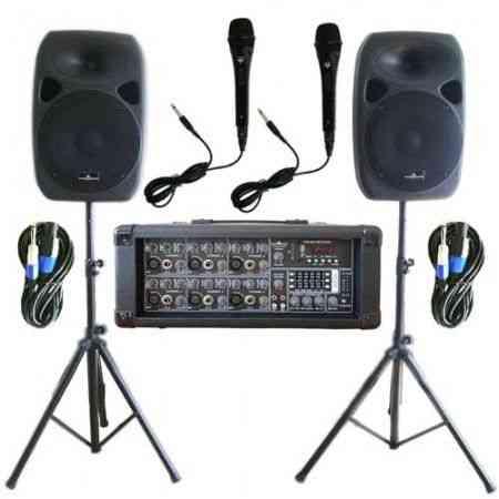 Alquiler de sonido y luces Cali 3178098226
