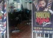 Busco barbero con experiencia.