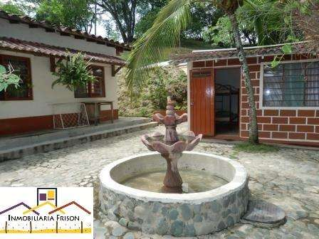 Alquiler de Finca de Recreo en Sopetran Antioquia