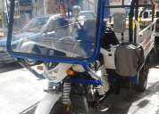 Excelente motocarro ayco 250