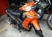 Se vende crypton perfecto estado 10 de 10.