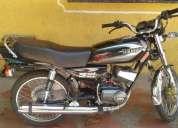 Vendo hermosa moto rx modelo 97, contactarse.