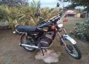 Linda yamaha rx 100 montada en 15